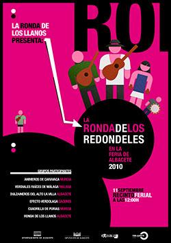 Cartel de la Ronda de los Redondeles 2010